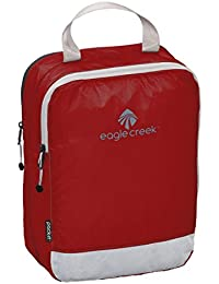 Eagle Creek Pack-it SpecterClean Dirty Cube Small Organizador para Maletas, 26 cm, 5 litros, Volcano Red