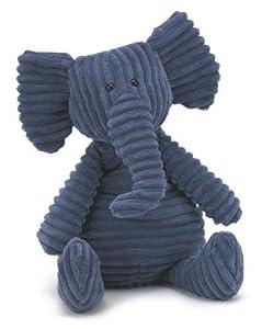 Jelly Cat- Pelcuhe Elefante Cordy Roy, Color Azul (ROY3EN)