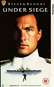Under Siege [VHS] [UK Import]