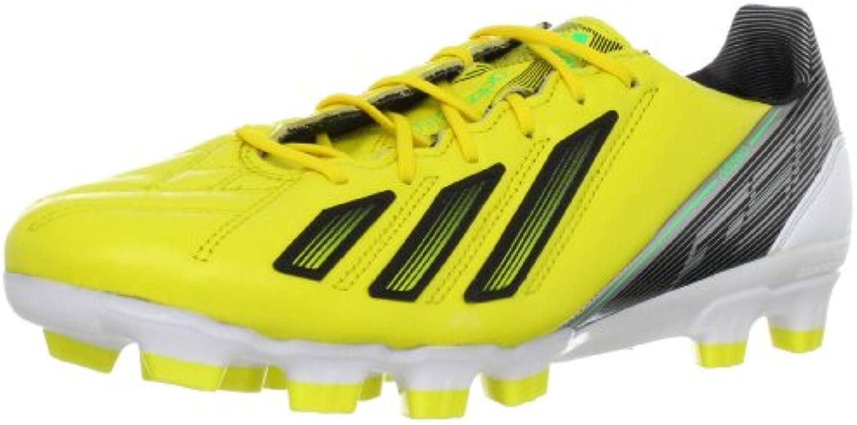 adidas Adizero F50 TRX HG Lea Zapatos de Fútbol Zapatos Amarillo