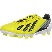 size 40 c9f61 03b53 adidas Adizero F50 TRX HG LEA Fußballschuhe Schuhe gelb