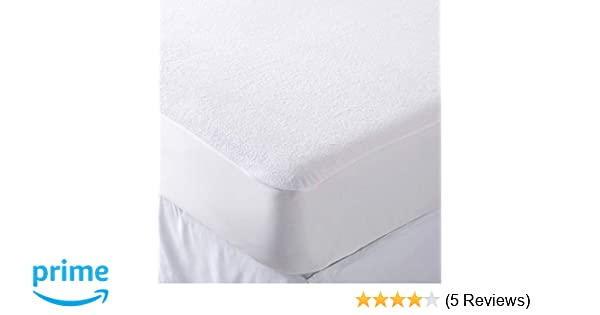 Baby Cot Size 60x120cm Jasmin Elinor Hotel Quality Terry Towelling Waterproof Mattress Protector Cover Fitted Fabric Skirt