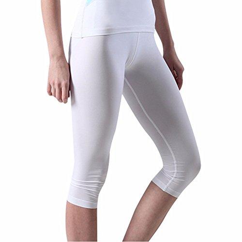 couche-de-base-de-compression-capri-pantalon-pour-femme-fille-court-entrainement-yoga-gym-cg-blanc-m