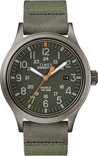 Timex Herren-Armbanduhr Analog Classic Quarz Textil TW4B14000