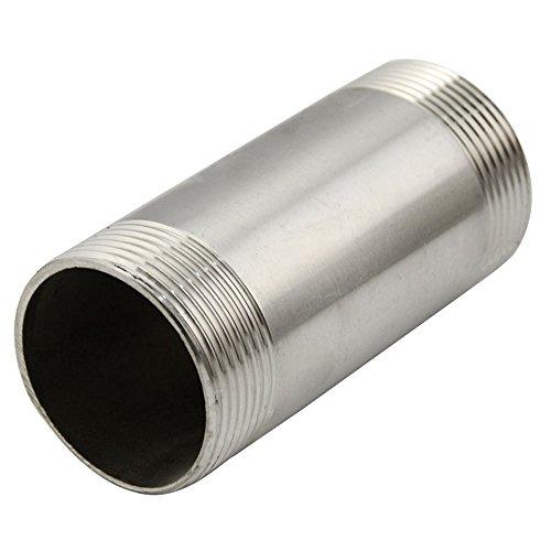 Rohrdoppelnippel 100 mm