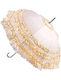 bpblgf New Paraguas Sombrilla Nupcial Boda Mujer Pagoda D, 01