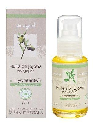Huile de jojoba biologique-le haut segala-50 ml