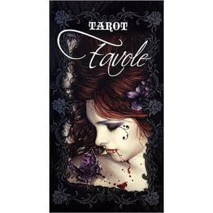 Victoria Frances Tarot Favole Cards - Sealed deck of 78 cards plus instruction leaflet