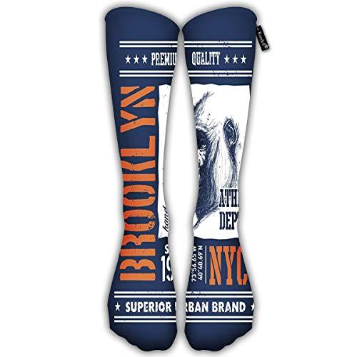 Billig Angel Wings - Randell Unisex Classic Knee High Over