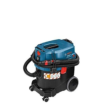 Bosch Professional 06019C3000 Aspiradora, 1380 W, 240 V, Azúl