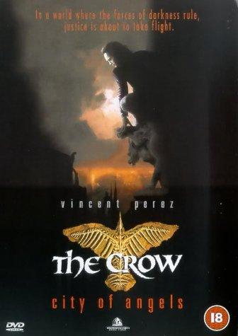 The Crow 2 [DVD]