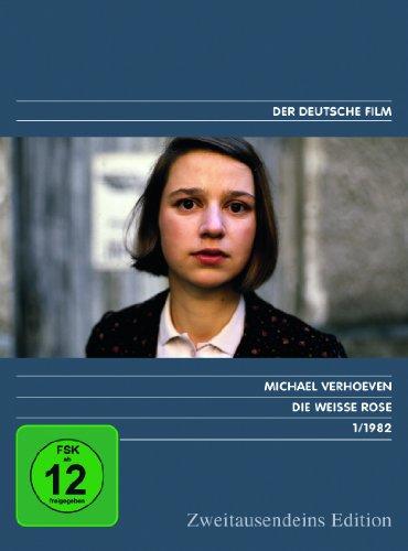 Weiße Rose, Die - Zweitausendeins Edition Deutscher Film 1/1982.