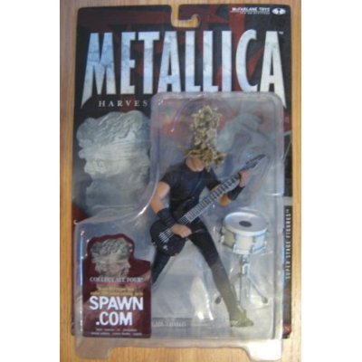 METALLICA HARVESTERS OF SORROW JASON NEWSTED by Unknown