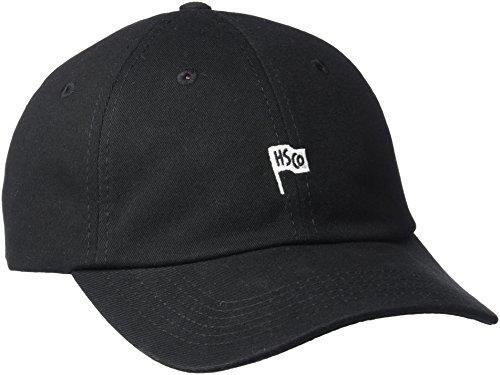 Preisvergleich Produktbild Herschel Supply Co. Schwarz Sylas Snapback Cap