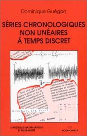 Séries chronologiques non linéaires à temps discret