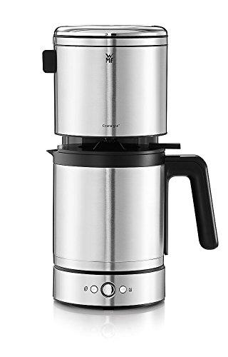 WMF LONO Kaffeemaschine Filterkaffeemaschine Thermoskanne 10 Tassen Tropfstopp Schwenkfilter...
