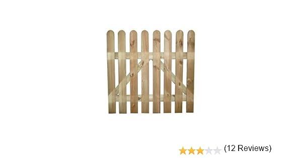 Cancello Di Legno Usato : Cancelletto cancello in legno impregnato in autoclave h cm