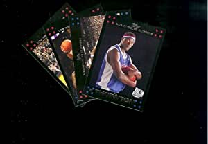 2007-08 Topps Los Angeles Clippers Basketball Cards Team Lot : Elton Brand, Maggette, Livingston & Thornton