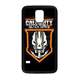 Samsung Galaxy S5 coque [Noir] Call Of Duty Black Ops 2 Thème Samsung Galaxy S5 coque OH3634