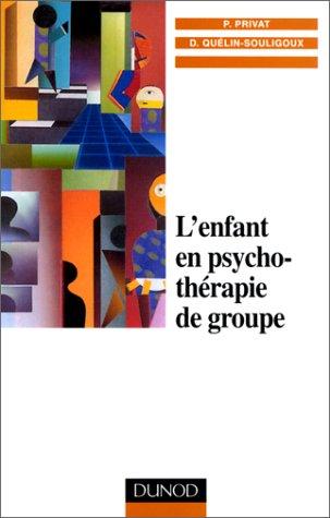 L'enfant en psychothérapie de groupe