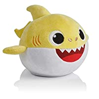 Blue-Yan Music Songs Baby Shark Plush Doll - Formal Dancing Toy