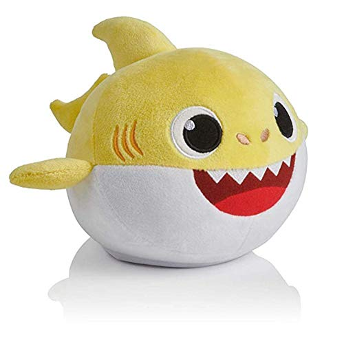 Peluche Bambola Baby Shark Peluche Bambola Giocattolo per bambini Regalo di compleanno con brani musicali - Giocattolo da ballo formale