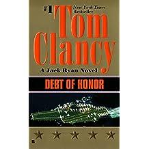 Debt of Honor (A Jack Ryan Novel Book 8) (English Edition)