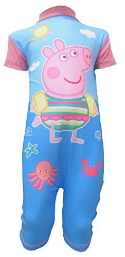 Peppa Pig Girls Protection UV maillot de bain