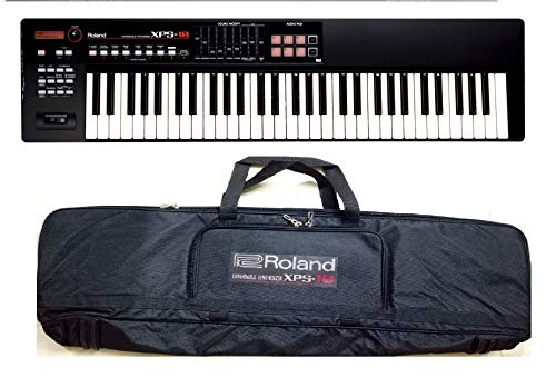 Roland XPS-10 61-Keys Expandable Synthesizer with Carry Bag