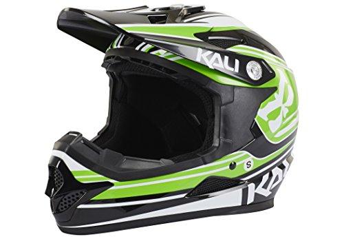 Kali Naka Helm green/black Kopfumfang 55-56 cm 2016 Fullface Helm