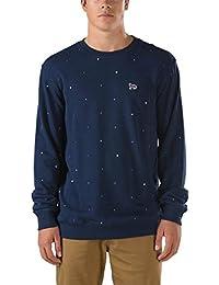 Herren Sweater Vans C.F. Crew Fleece Sweater