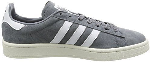 adidas Originals Campus, grey-ftwr white-chalk white Gris (Grey/ftwr White/chalk White)