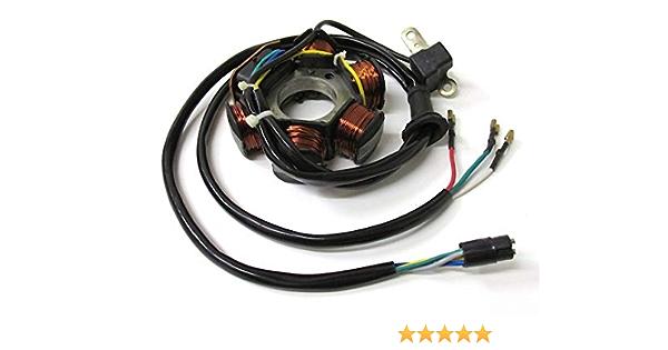 Generator Ignition For Gilera Runner For Piaggio Free Liberty Nrg Sfera Tph Zip 50 2t Auto