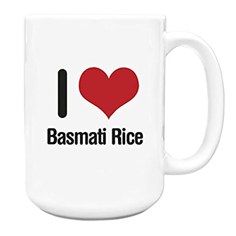 I love Basmati Rice Big 15oz Mug 1857