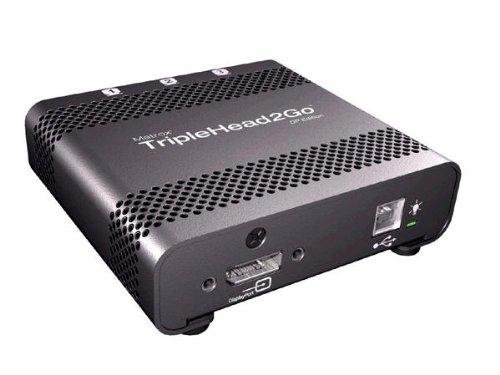 8 Video-splitter Modul (Matrox TripleHead2Go DP Edition)