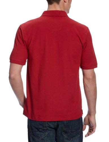 Hajo Herren Poloshirt 20009/2 Rot (300 rot)