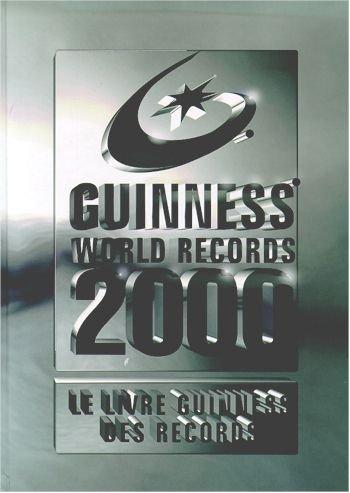Guinness world records 2000 par (Cartonné)