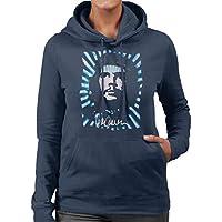 Sidney Maurer Original Portrait of Revolutionary Che Guevara Women s Hooded  Sweatshirt a7eddc2e7f7