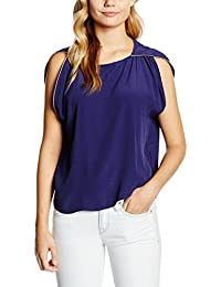 Cortefiel TOP Golden Piping, Blusa para Mujer