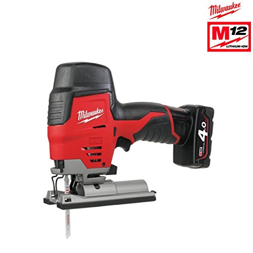 Milwaukee M12 JS/4.0 Ah Akku-Stichsäge