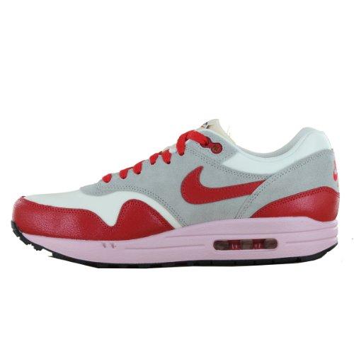 Nike WMNS Air Max 1 VNTG Weiß/Grau/Rot/Rosa