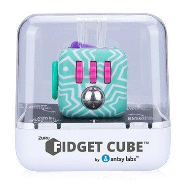 Zuru – Fidget Cube – Original – Serie 2 – Mint – Anti-Stress Spielzeug