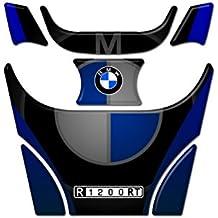 Tank Pad para depósito BMW R1200RT 2005–2013| BMW Tank Protector GP-119 azul