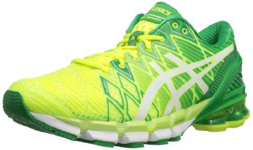 asics-mens-running-gel-kinsei-5-shoes-in-flsh-yllw-wht-grn-uk-7-uk-flsh-yllw-wht-grn