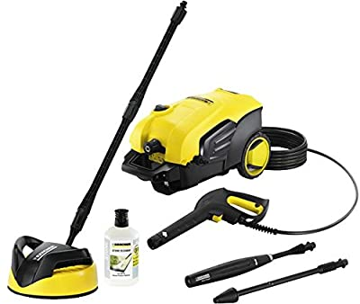 KARCHER K5 COMPACT HOME PRESSURE WASHERK5 COMPACT HOME [1] (Epitome Certified) by KARCHER