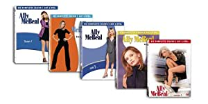 Ally McBeal Monsterpack (Season 1-5)