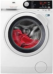 AEG L7WEE961 Lavasciuga, LCD, Touch, 9 Kg, 77 dB, A+++, Bianco
