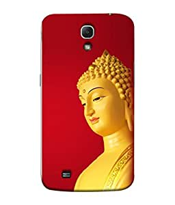 Fuson Designer Back Case Cover for Samsung Galaxy Mega 6.3 I9200 :: Samsung Galaxy Mega 6.3 Sgh-I527 (Idol Spiritual Peace Follower Meditation Men Women)