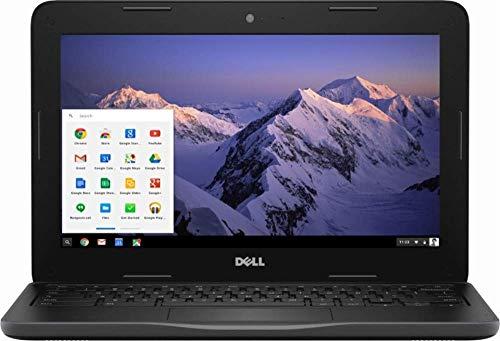 "Flagship Dell HD?Chromebook Dual Core Bluetooth?802 11ac - 2018 Flagship Dell Inspiron 11.6"" HD?Chromebook, Intel Dual-Core Celeron N3060 up to 2.48GHz, 4GB?RAM 16GB SSD HDMI USB Bluetooth?802.11ac HD Webcam Chrome OS"