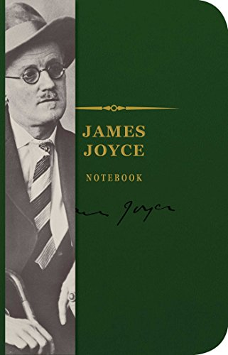 James Joyce SIgnature Notebook (The Signature Notebook Series) (Series-laptop Signature)